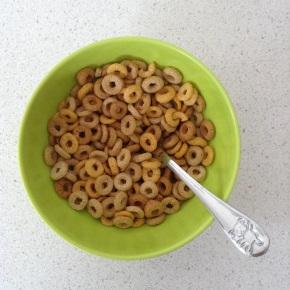 Coeliac versus the Cheerioaddict