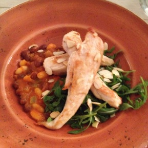 Brocco on the Park: Restaurantreview