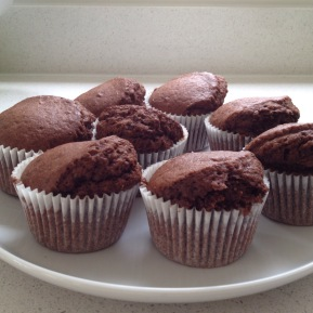 Product review: Provena Gluten Free Chocolate Muffin Mix (aka emergency muffins!)