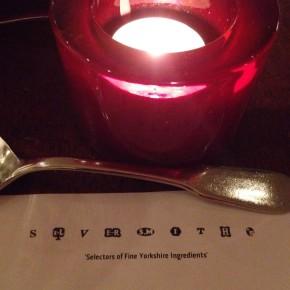 Silversmiths: Restaurant review