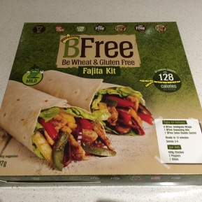 Product Review: Bfree Fajita kit