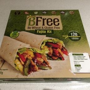 Product Review: Bfree Fajitakit