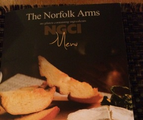 The Norfolk Arms: Pub review