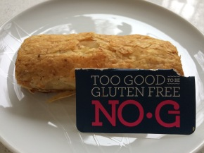 No G gluten free sausage roll: Productreview
