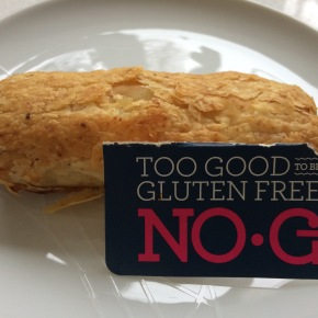 No G gluten free sausage roll: Product review