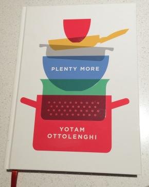 Plenty More – Yotam Ottolenghi: bookreview