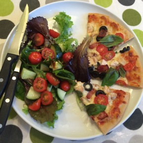Pizza Express gluten free margherita: product review