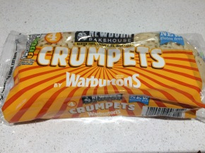 New products: Hobnobs & crumpets