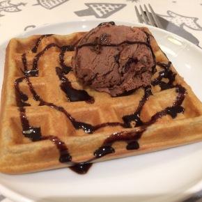 Waffle experimentation