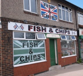 GF Chippy: Stanwood Friery