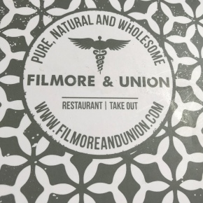 Filmore & Union (tragically not in Sheffield)
