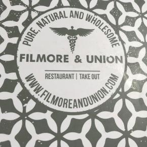 Filmore & Union (tragically not inSheffield)