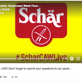 Schär Facebook Live – the broadcast!