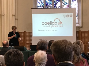 Coeliac UK research talk – Oct 2018