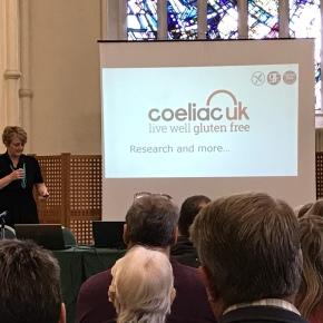 Coeliac UK research talk – Oct2018