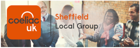 Coeliac UK Sheffield Group – help wanted