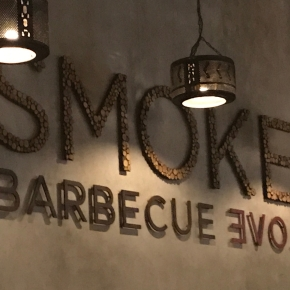 Gluten free meaty feast at Smoke BBQ